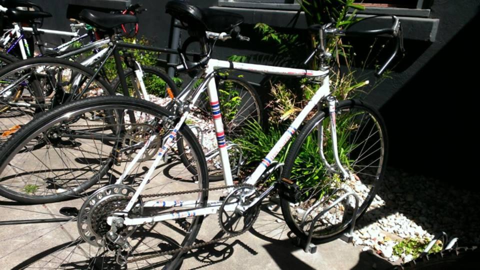 メルボルン_自転車
