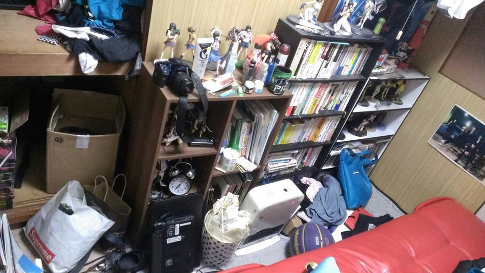 ストライプシープ_僕の部屋