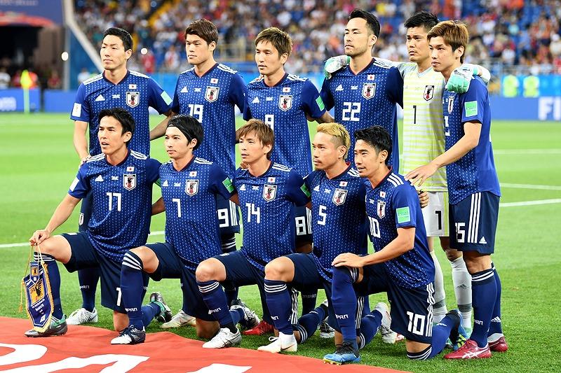 【2018ロシアワールドカップ】日本代表の軌跡